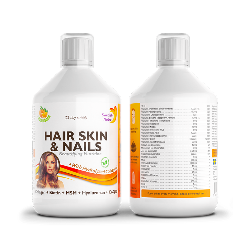 Hair Skin Nails A-medical